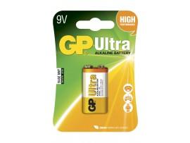 GP 9V Ultra Alkaline Battery
