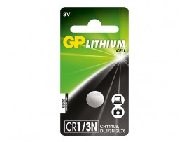 GP CR1/3N 3V Lithium Cell Battery