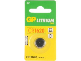 GP CR1620 Lithium 3V Battery