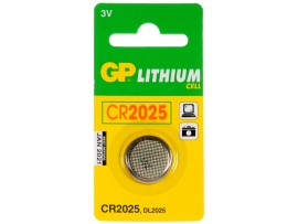 GP CR2025 Lithium 3V Battery