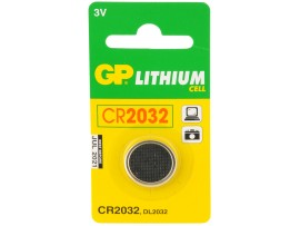 GP CR2032 Lithium 3v Battery