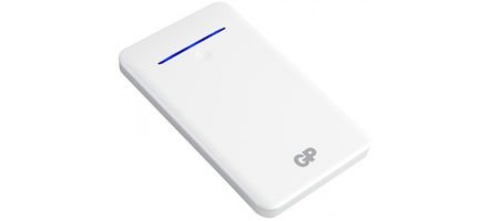 GP GL343 4000mAh Ultra Slim Portable PowerBank