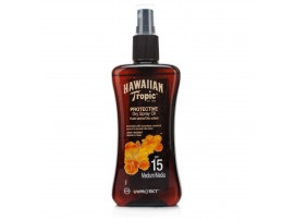 Hawaiian Tropic Mini Protective Dry Oil SPF 15 100 ml