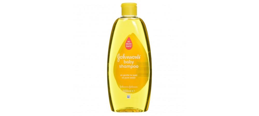Johnson's Baby Shampoo Gold 300ml