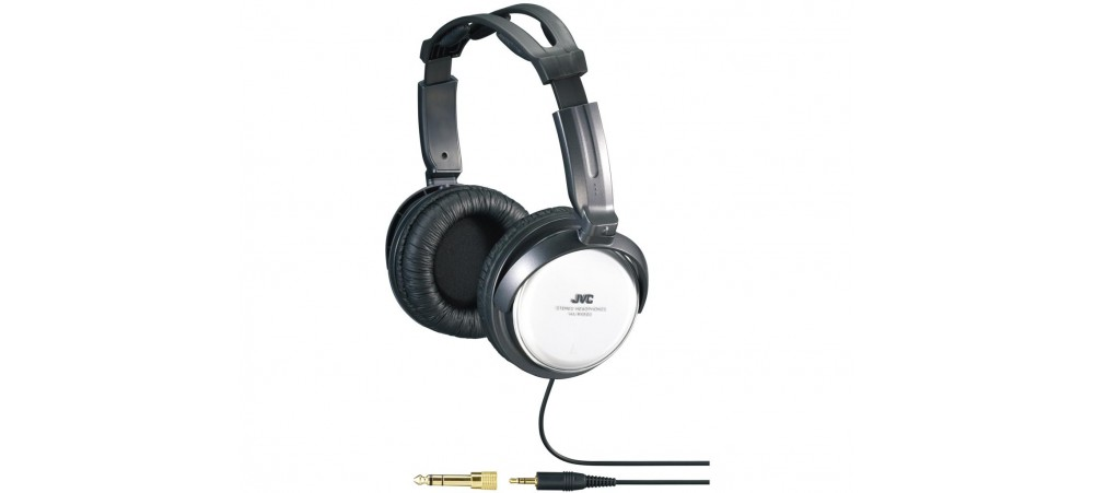JVC HA-RX500 Dynamic Sound Over Ear Headphones