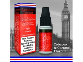 Kensington Tobacco with Caramel extracts - London Blend - 50VG/50PG - 6MG