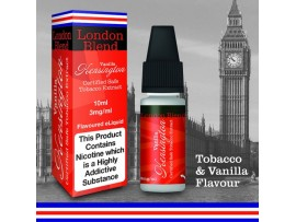 Kensington Tobacco with Vanilla flavour extracts - London Blend - 50VG/50PG