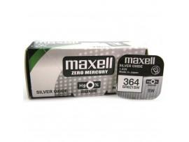 Maxell 364 SR621SW Silver Oxide Watch Battery