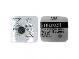 Maxell 366 SR1116SW Micro Silver Oxide Watch Battery