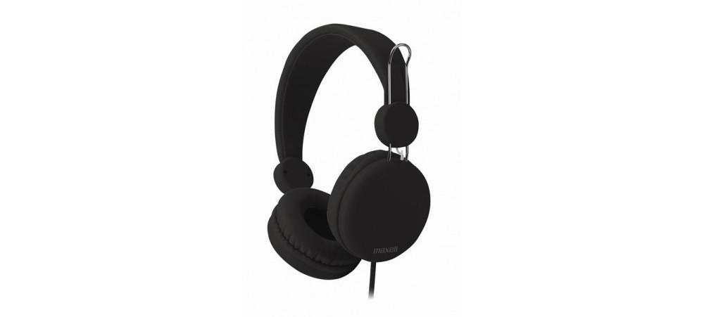 Maxell Spectrum Headphones with In-Line Mic