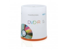 Memorex M00577 DVD-R 16x 100 Pack Spindle