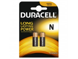 Duracell MN9100 1.5V Batteries - 2 Pack