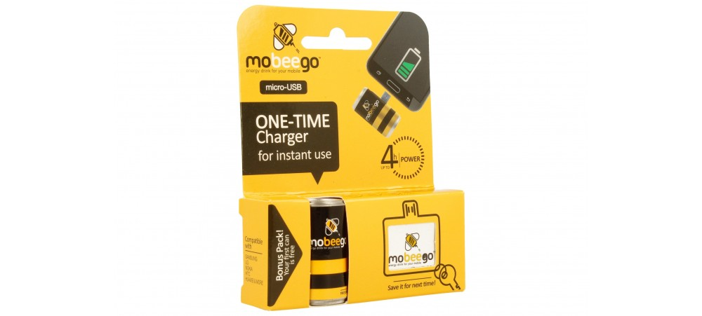Mobeego Charger Kit for Micro USB / ANDROID GO PRO