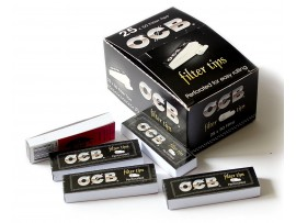OCB Card Filter Tips - 5 / 10 / 25 Booklets