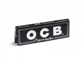 OCB Premium Regular Rolling Paper - 1 / 5 / 10 / 15 / 20 / 25 and 50 Booklets