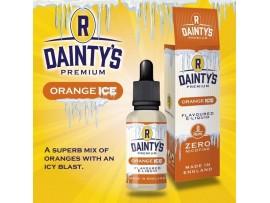 Orange Ice MAX VG E-Liquid - Zero Nicotine - 50ML Short Fill Bottle - R Dainty's Premium