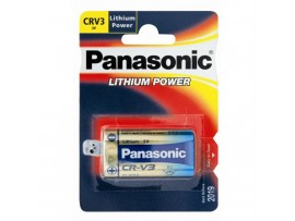 CLEARANCE Panasonic CRV3 3V Photo Lithium Battery - 1 Pack EXPIRY 2022