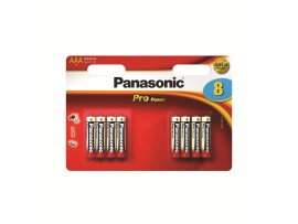Panasonic GOLD Pro Power AAA Alkaline Batteries - 8 / 16 / 32