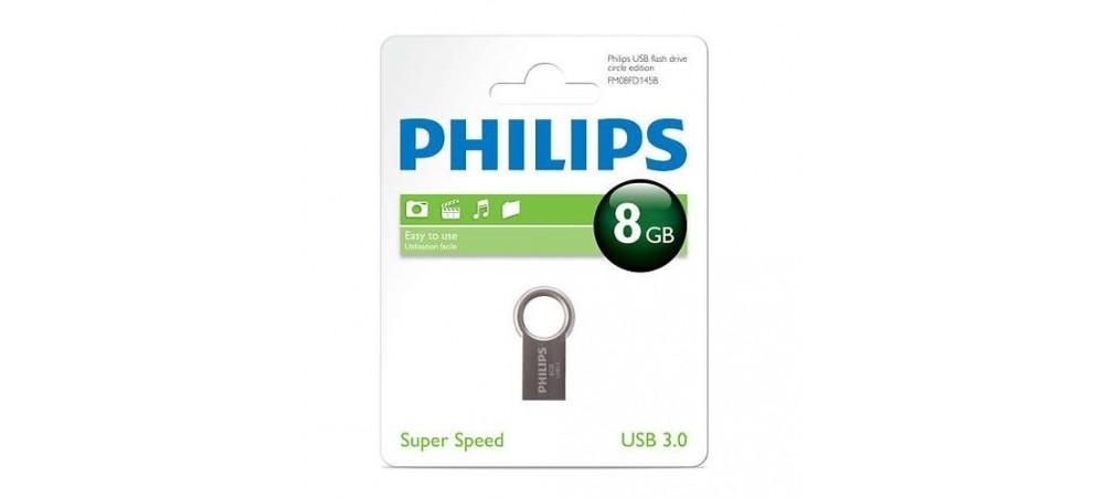 Philips USB 3.0 Circle Edition - 8GB / 16GB / 32GB / 64GB