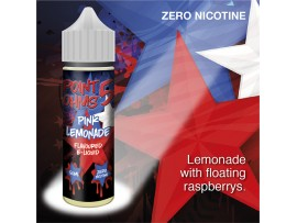 Pink Lemonade MAX VG E-Liquid - Zero Nicotine - 50ML - Point Five Ohms - Short Fill