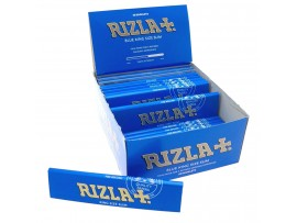 Rizla Blue King Size Slim Rolling Papers - 5 / 10 / 20 / 50 Booklets