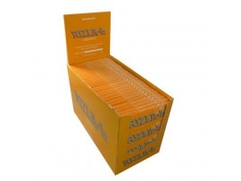 Rizla Liquorice Regular Rolling Papers - Box of 100 Booklets