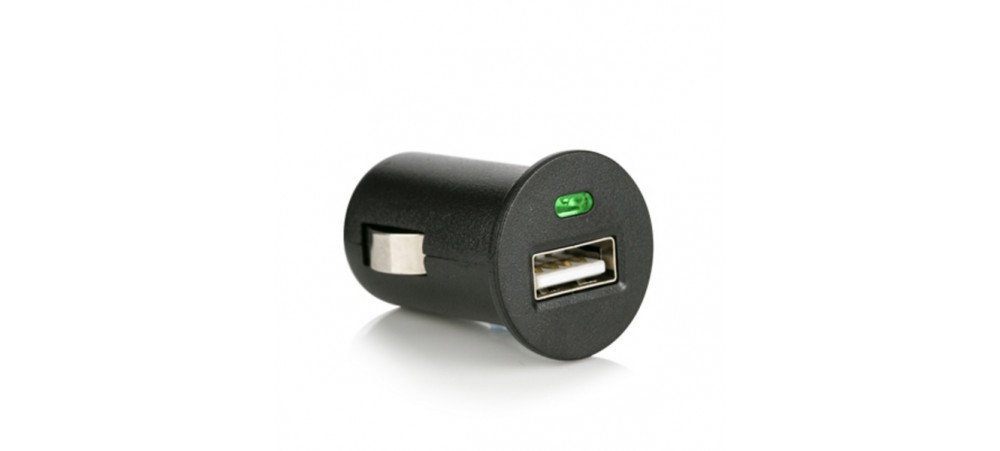 USB Car Charger - Vapouriz