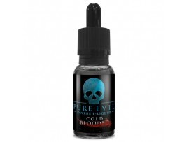 Cold Blooded (Berries with Menthol) 6MG Pure Evil SUB OHM MAX VG 20ml Dripper - WHILE STOCKS LAST