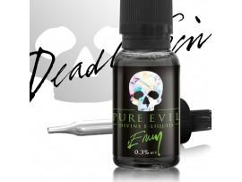 Envy (Apple & Cinnamon Pie) Pure Evil SUB OHM E Liquid 20ml Dripper WSL
