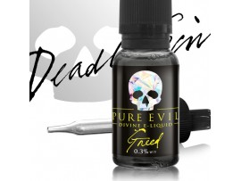 Greed (Mango & Sweet Sticky Rice) Pure Evil SUB OHM E Liquid 20ml Dripper WSL