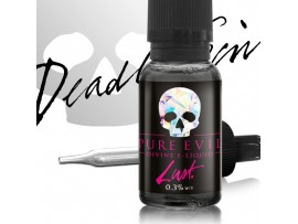 Lust (Strawberry Custard) Pure Evil SUB OHM E Liquid 20ml Dripper WSL