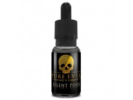Silent Pool (Sour Lemon) Pure Evil SUB OHM MAX VG 20ml Dripper WSL - 6MG