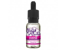 Summer Cooler Pocket Fuel SUB OHM MAX VG E Liquid 20ml Dripper - 3MG