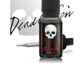 Wrath (Raspberry & Coconut Tart) Pure Evil SUB OHM E Liquid 20ml Dripper WSL 6MG