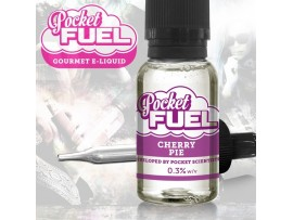 Cherry Pie Pocket Fuel 3MG SUB OHM MAX VG E Liquid 20ml Dripper - WHILE STOCK LASTS