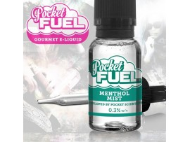 Menthol Mist Pocket Fuel Sub OHM MAX VG E Liquid 20ml dripper