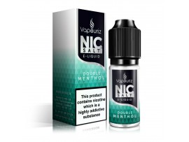 Double Menthol Nic Salts E-Liquid - Vapouriz - 10mg / 20mg