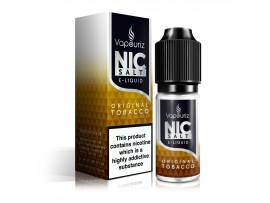 Vapouriz Original Tobacco Nic Salts E-Liquid