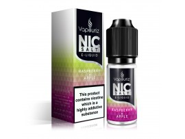 Vapouriz Raspberry & Apple Flavour Nic Salt E-Liquid