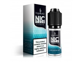 Spearmint Nic Salts E-Liquid - Vapouriz - 10mg / 20mg