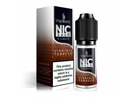 Vapouriz Virginia Tobacco Nic Salts E-Liquid