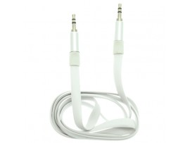 VIBE Audio / Aux 3.5mm connection 90cm Tangle-free Flat cable