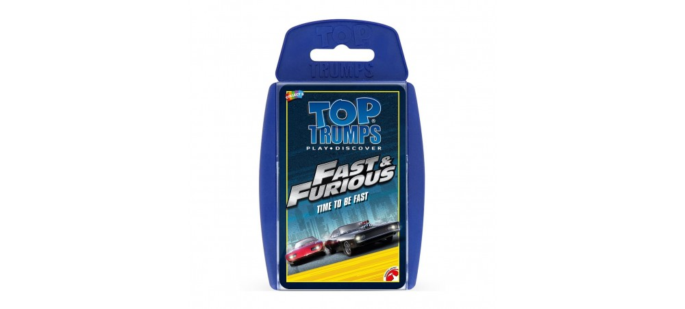 Fast & Furious 001496 Special Top Trumps