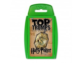 Harry Potter & The Deathly Hallows Part 1 024204 Special Top Trumps