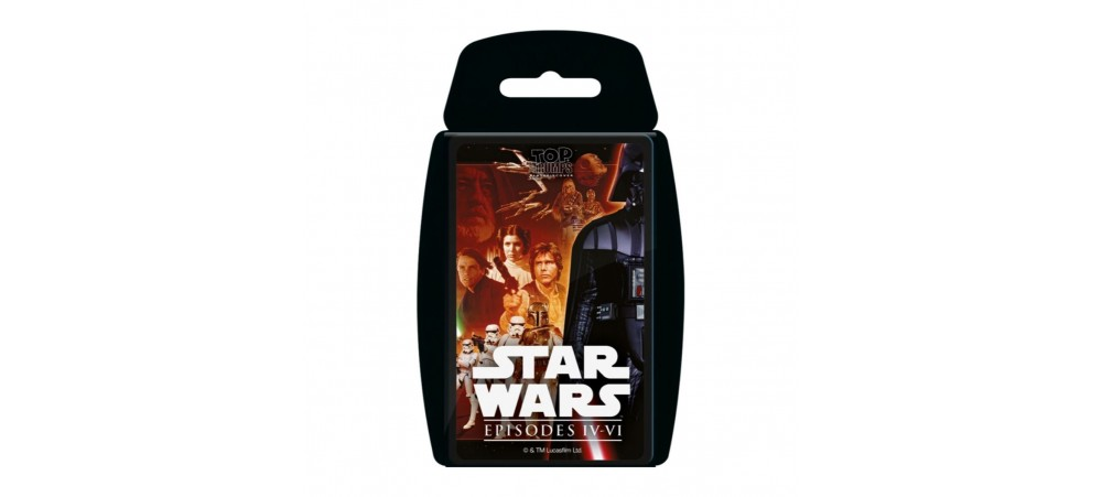 Star Wars Episodes 4-6 Special Top Trumps