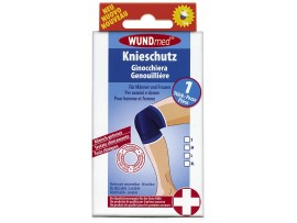 Knee Support - Elastic / Sport - Available in S / M / L / XL - Wundmed