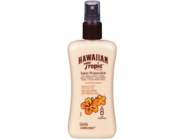 Hawaiian Tropic Protective SPF8 Sun Lotion Spray