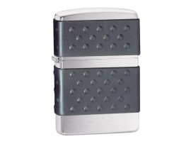 Zippo 200ZP Zip Guard Windproof Lighter - Brushed Chrome