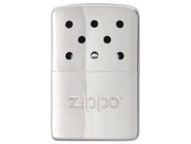 6 Hour Easy Fill Re-useable Handwarmer - Various Colours Available - Zippo