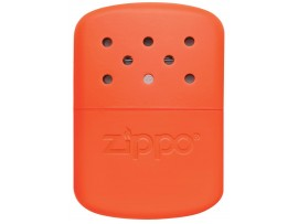 Zippo 12 Hour Easy Fill Hand Warmer - Blaze Orange Finish - 40378
